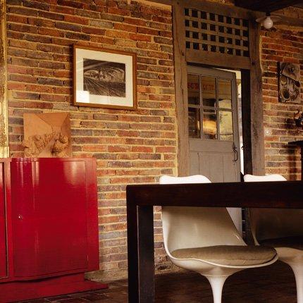 Comment r aliser une d coration murale pour votre maison - Brique deco interieur ...