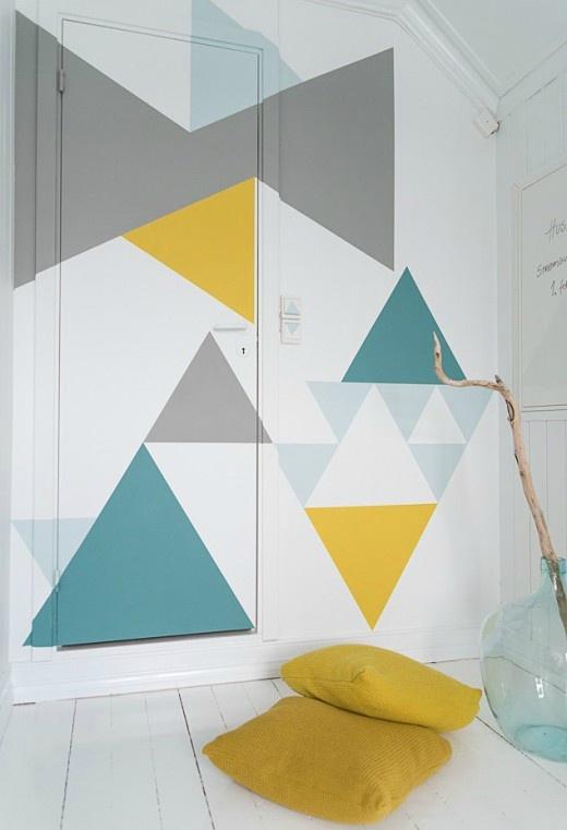 Extrêmement Comment réaliser une décoration murale pour votre maison ? PY04