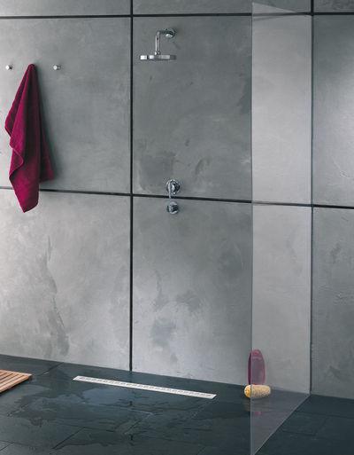 Am nager une salle de bains les types de douches choisir - Lumiere douche italienne ...