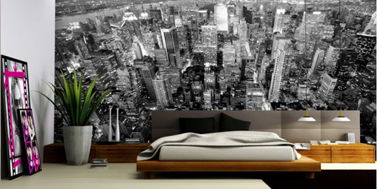 comment r aliser une d coration murale pour votre maison. Black Bedroom Furniture Sets. Home Design Ideas
