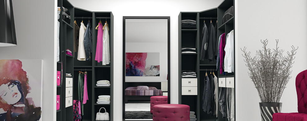 am nager et bien choisir son dressing. Black Bedroom Furniture Sets. Home Design Ideas