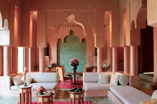 Une d coration int rieure made in maroc mubawab - Description d une maison marocaine ...