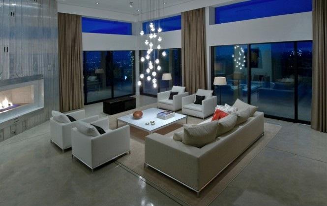 D co luminaire faites entrer la lumi re chez vous - Lumiere salon decoration ...