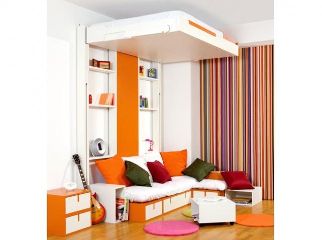 illusion d 39 espace comment donner plus de volumes vos pi ces. Black Bedroom Furniture Sets. Home Design Ideas