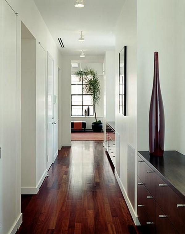Astuces et conseils pour la d coration de votre couloir - Deco peinture entree couloir ...