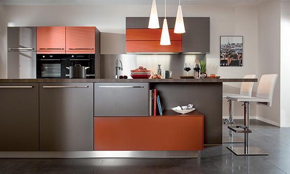 cuisine ouverte les nouvelles tendances 2015. Black Bedroom Furniture Sets. Home Design Ideas