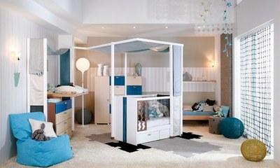 Chambre pour deux enfants comment bien l 39 am nager for Ma chambre de bebe