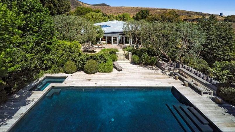Patrick Dempsey villa Malibu
